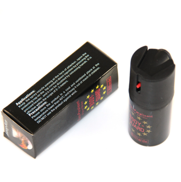 催泪喷射器的不安全因素有哪些?